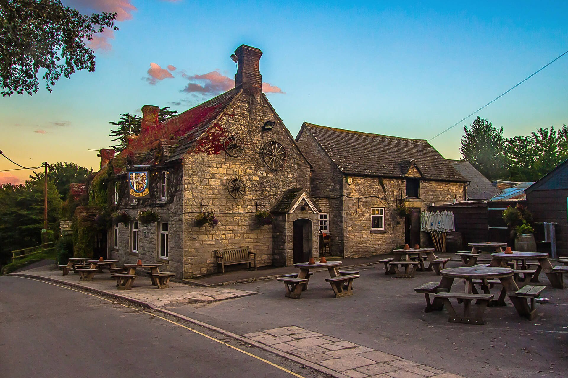 bankes arms and brewery