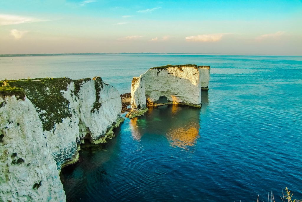 Isle of Purbeck Brewery | Old Harry Rocks