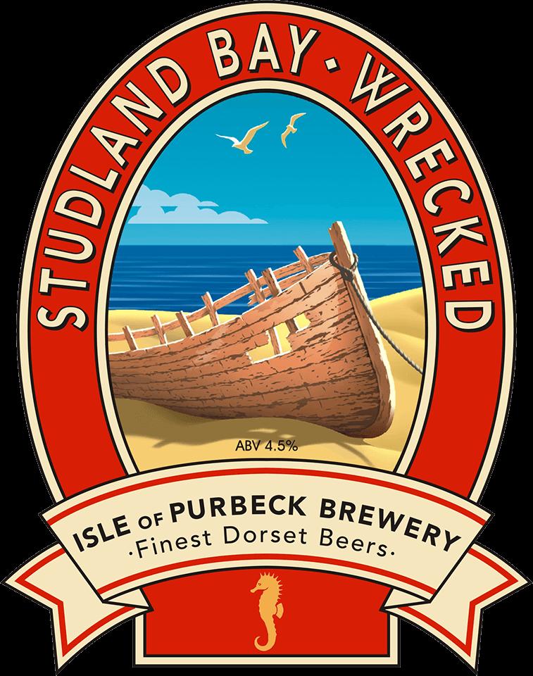 Studland Bay - Wrecked