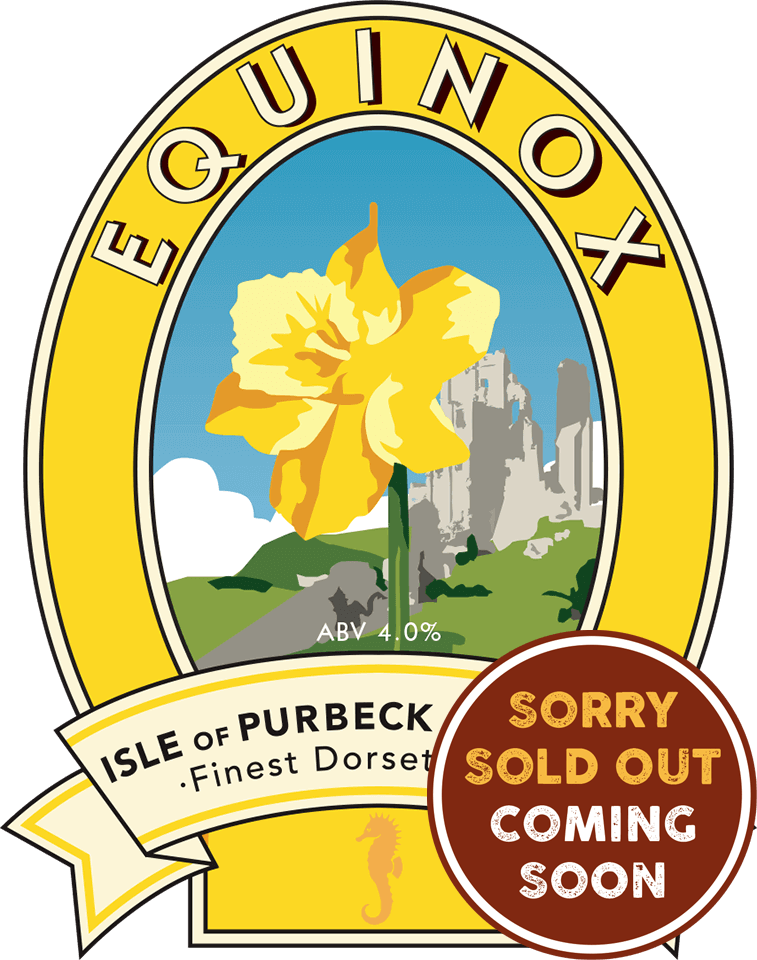 Isle of Purbeck Brewery Equinox Sold Out