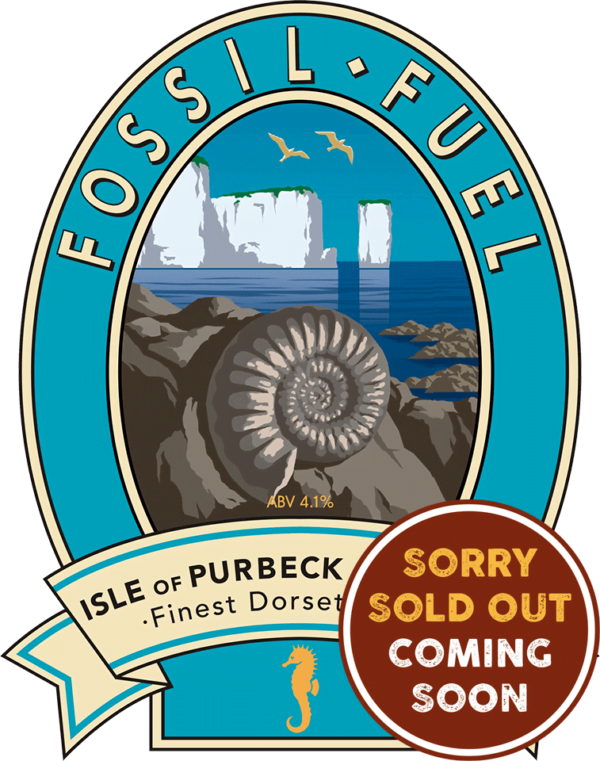 Isle of Purbeck Brewery Fossil Fuel Sold Out