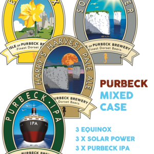Isle of Purbeck Brewery   Purbeck Mixed Bottle Case