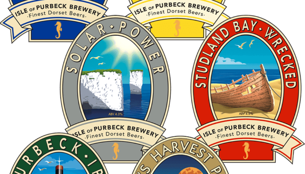 Isle of Purbeck Brewery | Purbeck Sampler Mixed Bottle Case