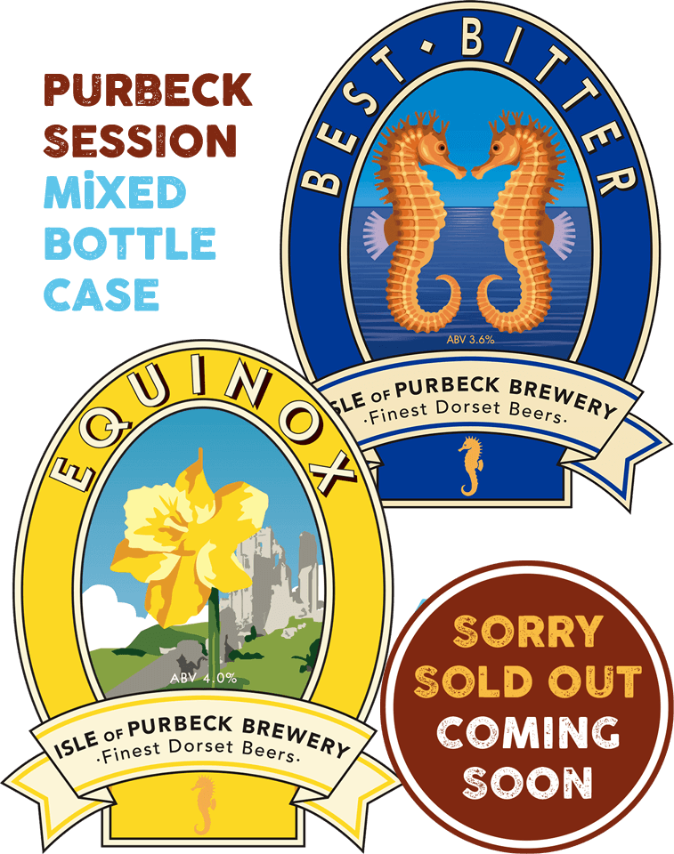 Isle of Purbeck Brewery | Purbeck Session Mixed Bottle Case | SOLD OUT