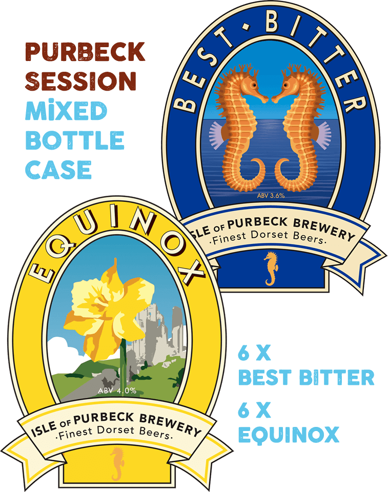 Isle of Purbeck Brewery | Purbeck Session Mixed Bottle Case
