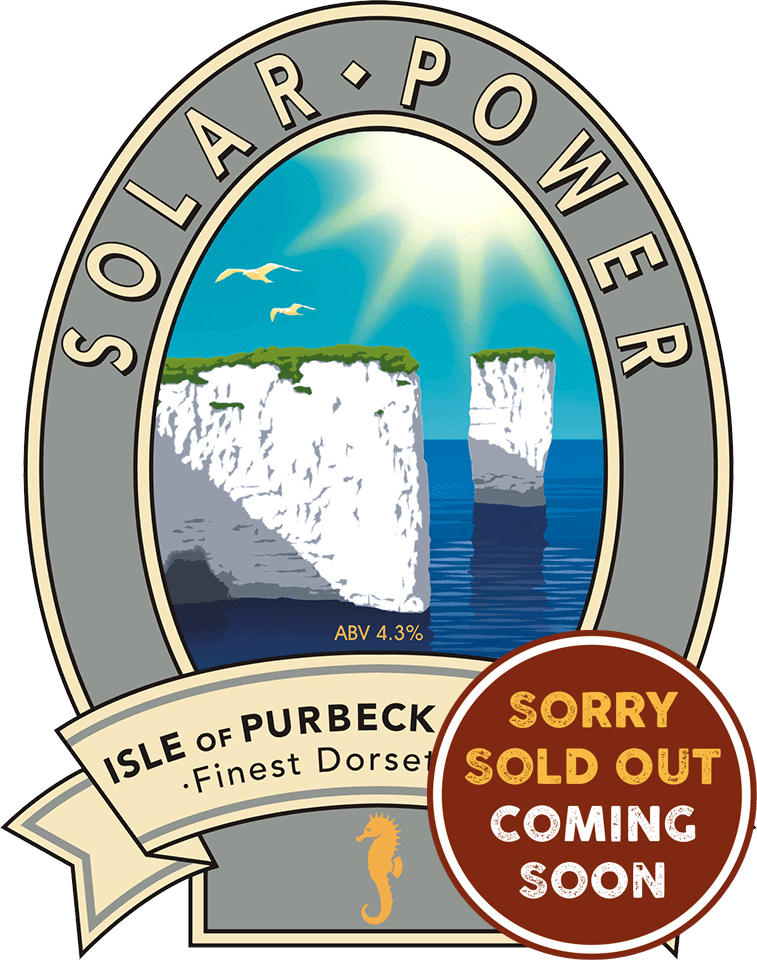 Isle of Purbeck Brewery Solar Power Sold Out