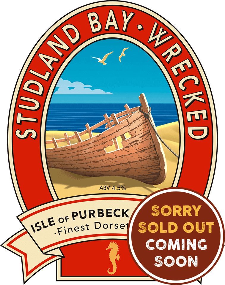 Isle of Purbeck Brewery Studland Bay Wrecked Sold Out