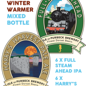 Isle of Purbeck Brewery | Winter Warmer Mixed Bottle Case