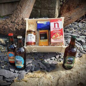 Isle of Purbeck Brewery Beer & Cheese Hamper